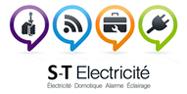 S-T Électricité Logo